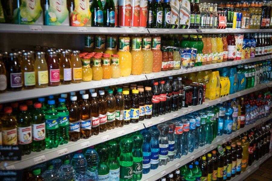 Getränke / Schmid Früchte, Gemüse und Getränke AG